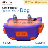 dog barking alarm collar waterproof and rechargeable