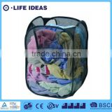 foldable mesh laundry pop up hamper