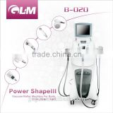 GLM B-020 Newest popular multifunctional beauty salon machine for body, face and eyes treatment
