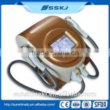 Best selling epilator OPT SHR hair removal machine with high power 3000W