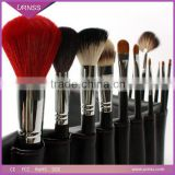 Italian badger natural hair professional makeup brush set