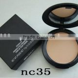 Hot selling 12Colours Ma coloured face pressed powder Face pack whitening Powder waterproof