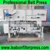 Stainless Steel Water Treatment Drum Belt Filter Press
