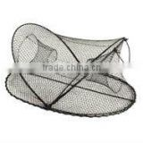 wholesale folding fishing wire Collapsible Crab trap