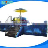 Wholesale high quality ride and glide roller coaster