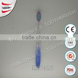 baby banana bendable training toothbrush disposable toothbrush single use toothbrush hotel amenities