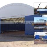 Fabricated Storage Buildings, Industrial Warehouse tent , Aircraft Hangar, Portable Shelter