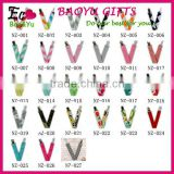 Hot Selling Colorful Baby Pacifier Holder Pacifier Nipple Clips Baby Wholesale