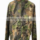 2017 New design 100% polyester fieldman polar fleece mens jacket