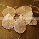 2013 New Accessorize Leaf vein necklace