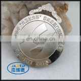 Bulk Metal Crafts Zinc Alloy Souvenir Medal Manufacturer from China