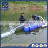 Gold Dredger Gold Dredge Boat China Gold Mining Machine