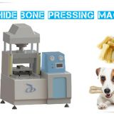 Rawhide Bone Pressing Machine
