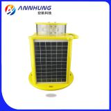 LED Marine Lanterns, Self-Contained High Intensity Marine Lanterns Four Adjustable Angles Solar Panels