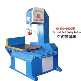 JINDING GH400-500 Graphite/Metal Vertical Band Sawing Machine/Bandsaw