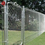 6-Ft X 50-Ft 11.5 Gauge Chain Link Fence Fabric Of Galvanized Steel CE Passed