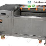 Potato Ginger Cassava Washing and Peeling Machine