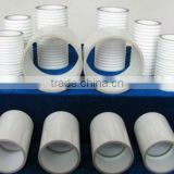 Ceramic/Porcelain Electrical Vacuum Tube Insulator With Metallization Coating For Vacuum Mechanism Applications
