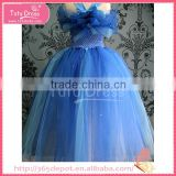 Oem service fancy dresses for baby girl,flower girl net dresses,flower dresses for girl of 5 years old
