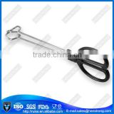 Traditional Multi Purpose New Products Metal BBQ Scissor Tongs
