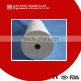 absorbent bleached hydrophilic medical 100% cotton BP93 40s 19X15MESH 26X18MESH x-ray detectable jumbo CE ISO FDA