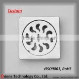 adjustable customized bathroom floor drain with excellent price
