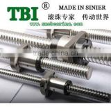 All kinds cold rolled top quality TBI ball screw linear actuators SFU2504 supplied by SNE