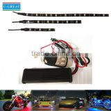 Hot sales Super Bright Multi-Color motorcycle led neon accent lighting kit made in China