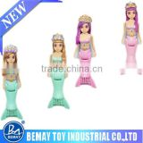 B/O Plastic Swimming Mermaid Toys Little Mermaid Toy Dolls