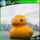 Large inflatable pool duck rubber duck giant inflatable promotion duck for sale                                                                                                         Supplier's Choice