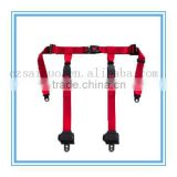 High quality racing seat belt 4 points safety seat belt accessory                                                                         Quality Choice