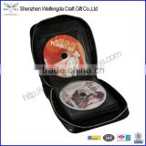 2014 New Design Custom Leather CD Case