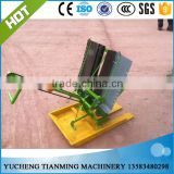 2016 hot sales manual and hand rice transplanter for Burma/ Thailand/ Indonesia /Pakistan market