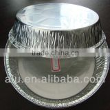 5pk Foil Pie Dishes With Lids