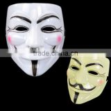 hot sales Cosplay Halloween Guy wholesale V for Vendetta Mask Anonymous Guy Fawkes MK017