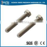 screw machine hexagon head stainless steel DIN933 in best-selling                                                                         Quality Choice
