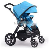 2016 I-S021-Classic European Standard High Quality Stroller for Reborn Baby with EN1888/ASTM