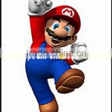 Customized Funny Christmas Inflatable Super Mario For Sale