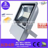 super bright smd floodlight 6000k 9000lm warm cool white and blue LG5730 led flood light ip65