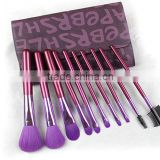 10 pcs Makeup Brushes Sets Synthetic Hair Make Up Brushes Tools Cosmetic Brush Professional Foundation Brush Kits