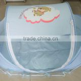 high quality soft baby rocking bed portable for outdoor use net bed for babies