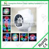 High quality popular effect lighting change the innovation led multi color gobo projector