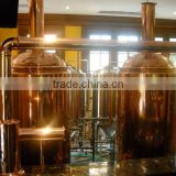 300L beer equipment, beer brewing system, beer brewery plant, boiling kettle, fermentation tank