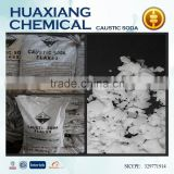 Huaxiang brand flakes price sodium hydroxide 99%