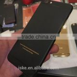 China manufacturer have professional experience on housing for iphone 6s housing matte black