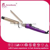 Professional Auto Rotating Curling Iron Salon Collection Digital Ceramic Curling Wand
