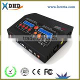 2*200W DC11-18V RC balance charger AC110-240V multifunction rc helicopter battery charger