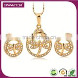 Best Selling Hot Chinese Products Dragonfly Lead And Nickel Safe Alloy Fashion Jewelry Sets