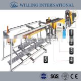 construction formwork mesh/high ribbed lath/rib lath machine