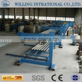 Popular quality steel profile floor deck cold roll forming machine for structure south africa